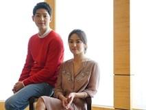 Lộ ảnh hiếm hoi vợ chồng Song Song: Hồi đó cả hai vẫn giấu nhẹm về chuyện hẹn hò