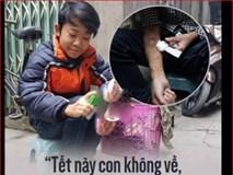 Bệnh nhân suy thận không thể về quê ăn Tết vì phải đánh giày kiếm tiền chạy thận