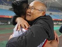 Những khoảnh khắc thú vị của HLV Park Hang-seo trong giải U23 Châu Á