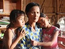 Bố mẹ bỏ rơi, 3 bé gái đi bán vé số mỗi ngày với ước mơ được tiếp tục đến trường