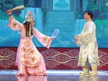 Chùm ảnh đẹp: Cận cảnh dàn nghệ sĩ trên sân khấu hoành tráng của Táo Quân 2018