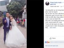 Cặp đôi quyết định lấy nhau sau 3 tháng quen rồi về yêu tiếp gây sốt cộng đồng mạng