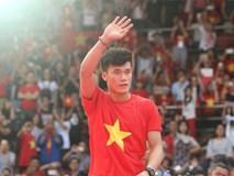 """Dàn sao U23 Việt Nam """"mở hội"""" tại TP.HCM"""