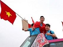 Những người hùng U23 Việt Nam đến lúc cần nghỉ ngơi