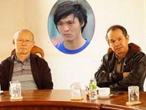 Vì sao bầu Đức liên tục nói tới Tuấn Anh với HLV Park Hang Seo?