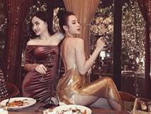 Dàn em gái ngày càng nóng bỏng của sao Việt
