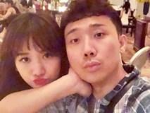 """Hari Won gửi lời ngọt ngào nhân dịp sinh nhật Trấn Thành: """"Mong anh luôn hạnh phúc với em"""""""