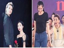 HÀI HƯỚC: Dàn sao Việt bị mẫu nữ 1m90 'dìm hàng' chiều cao thê thảm