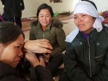Nghẹn lòng đám tang 4 người trong một gia đình đuối nước ngày cận Tết