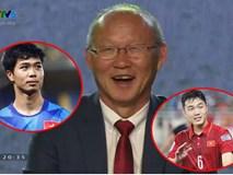 Nói sai tên 99% dàn cầu thủ U23, HLV Park Hang Seo liên tục ôm đầu cười hoang mang