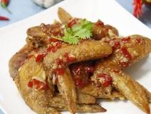 Ngày lạnh xuýt xoa ăn cơm với cánh gà chiên mắm ớt siêu ngon