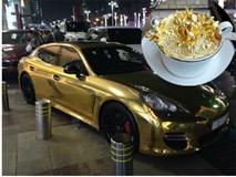 Những hình ảnh về cuộc sống sang chảnh đến không tưởng ở Dubai