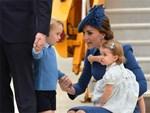 Chỉ một hành động nhỏ nhưng các mẹ sẽ học được 2 chiến thuật xử lý cơn ăn vạ của con giữa chốn đông người từ Công nương Kate Middleton-15