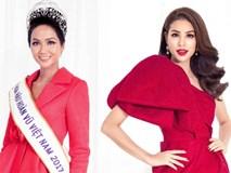 Hoa hậu H'hen Niê phủ nhận tin đồn bị Phạm Hương lấn át