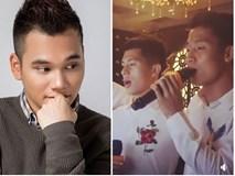 Khắc Việt ngỡ ngàng khi U23 cất tiếng hát : 'Thế này bảo sao các em gái mê mệt'