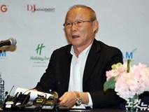 HLV Park Hang Seo: 'AFF Cup quan trọng hơn ASIAD'
