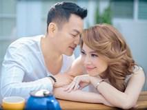 Thanh Thảo thắm thiết bên bạn trai trong bộ ảnh tình nhân ngọt như kẹo
