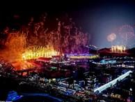 Lễ khai mạc Olympic mùa Đông 2018 hoành tráng, rực rỡ sắc màu