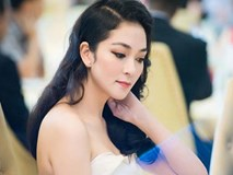 Hoa hậu Nguyễn Thị Huyền viết tâm thư đáp trả chuyện 'dao kéo'
