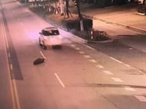 Chồng say xỉn để vợ lái xe, nào ngờ vợ đánh rơi mất chồng từ lúc nào không hay