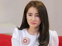 Nhã Phương đến tận nơi xin lỗi BTC Mai Vàng vì vụ Trường Giang cầu hôn