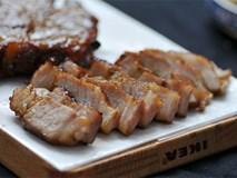 Ghi ngay vào sổ cách làm món thịt nướng siêu dễ mà ăn cực mềm ngon