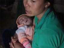Cái Tết buồn của bé gái mất mẹ khi chưa đầy 3 tháng tuổi, chưa một lần được uống nguồn sữa mát lành
