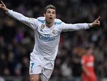 C.Ronaldo ghi bàn nhiều hơn cả mùa giải trước