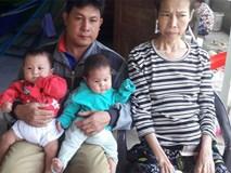 Cái Tết đầu tiên bên gia đình của cặp song sinh do người mẹ ung thư, giành giật sự sống để sinh thành