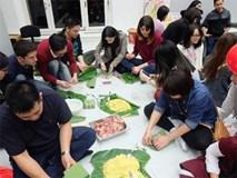 Từ khắp thế giới, du học sinh Việt đang đón Tết sớm tưng bừng