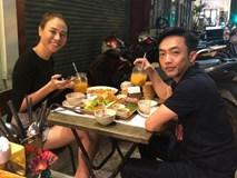 """Cường Đô la khoe ảnh kỷ niệm Lễ tình nhân """"bình dân"""" với Đàm Thu Trang"""
