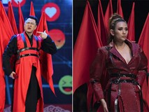"""Nếu thấy trang phục của Táo Xã Hội """"quen quen"""", chắc chắn là bạn xem Fashion Week rất kỹ!"""