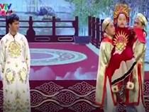 Táo quân 2018: Con trai ruột diễn xuất quá nhập tâm, Xuân Bắc không nhịn được cười