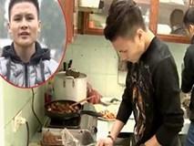 Tiền vệ Quang Hải thừa tiêu chuẩn soái ca: Đá bóng hay, có hiếu, lễ phép và nấu ăn cực giỏi