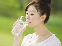 Khoa học chứng minh: Uống nước lọc đều đặn mỗi ngày, cả năm không lo mỡ thừa tăng cân!