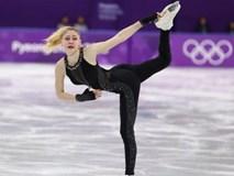 Nữ VĐV trượt băng gây ấn tượng mạnh với trang phục khác biệt, cùng thông điệp mạnh mẽ
