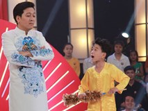 Gala Thách thức danh hài: Cô bán chè Kim Dung, cậu bé tét mông Trường Giang trở lại gây sốt