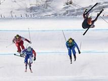 Rơi từ độ cao 30m, vận động viên trượt tuyết vỡ xương chậu ở Olympic mùa đông