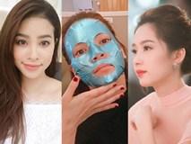 Học lỏm tuyệt chiêu trắng da, ngừa mụn siêu tốc của Thu Thảo, Hà Hồ, Phạm Hương để da luôn đẹp sau Tết