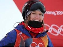 Người đẹp Olympic mùa Đông tái xuất ấn tượng sau chấn thương kinh hoàng