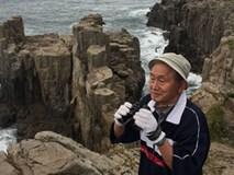Cụ ông Nhật Bản cứu hơn 600 người định nhảy vách đá tự tử