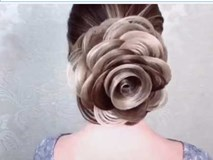 Clip: 5 kiểu tóc đẹp cho nàng dâu xinh lung linh ngày trọng đại