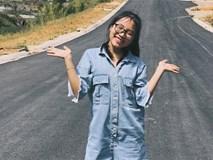 """Phương Mỹ Chi mặc đồ, tạo dáng chất lừ ở Đà Lạt, """"bỏ quên"""" tuổi 15"""