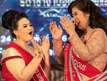 Khi nhan sắc của những cô nàng ngoại cỡ được tôn vinh: Cuộc thi nhằm chọn ra hoa hậu