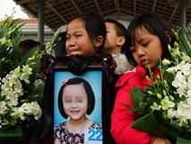 """""""Quà tặng ánh sáng"""" của bé gái 7 tuổi hiến giác mạc đã được ghép cho người bệnh 70 tuổi"""