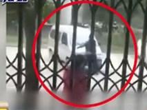 Chỉ vì xích mích, người đàn ông lao ra trước ô tô ngăn cản vợ bỏ đi rồi chịu kết cục bi thảm