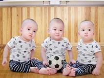 3 bé trai sinh cùng trứng 200 triệu ca mới có 1 trên thế giới bây giờ thế nào?