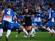 Thua trắng Espanyol, Real đứt mạch 5 trận toàn thắng