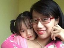 """Mẹ bé gái 7 tuổi hiến giác mạc: """"Tôi đã thực hiện xong lời hứa với con khi còn sống"""""""