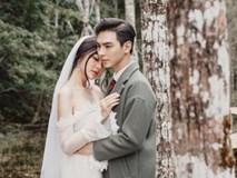 Thêm loạt ảnh cưới lãng mạn của vợ chồng Chúng Huyền Thanh
